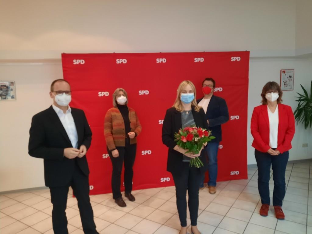 Im UB-Büro Stadthagen