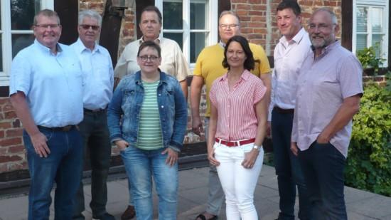 SPD-Kandidaten Steyerberg
